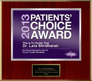 Patient's Choice Award